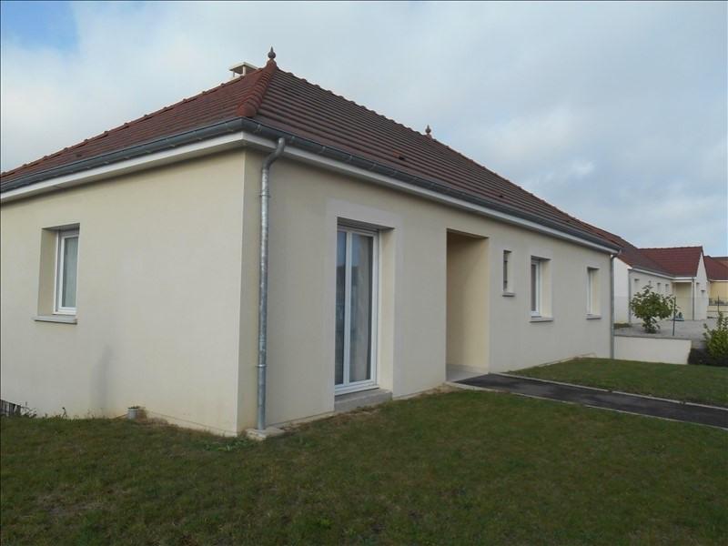 Location maison / villa Saint andre les vergers 920€ CC - Photo 1