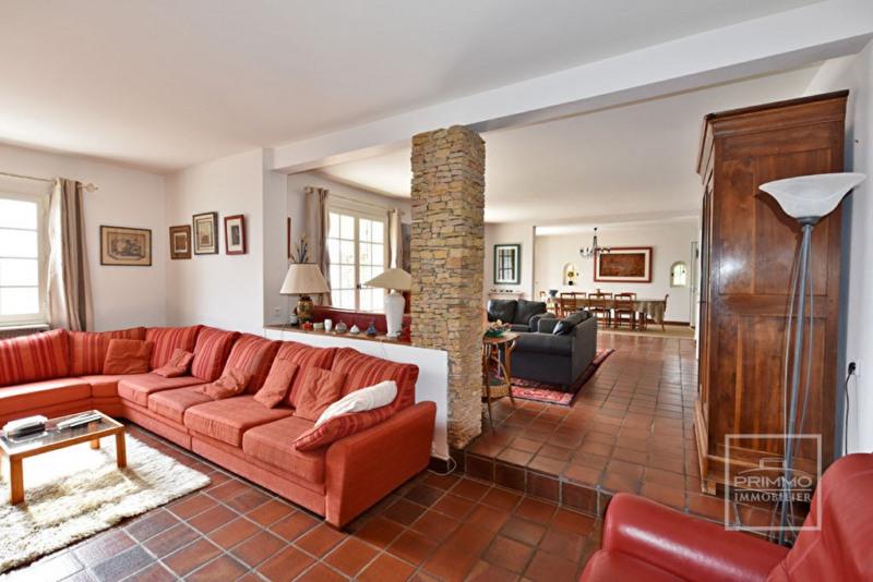 Vente de prestige maison / villa Couzon au mont d or 1100000€ - Photo 11