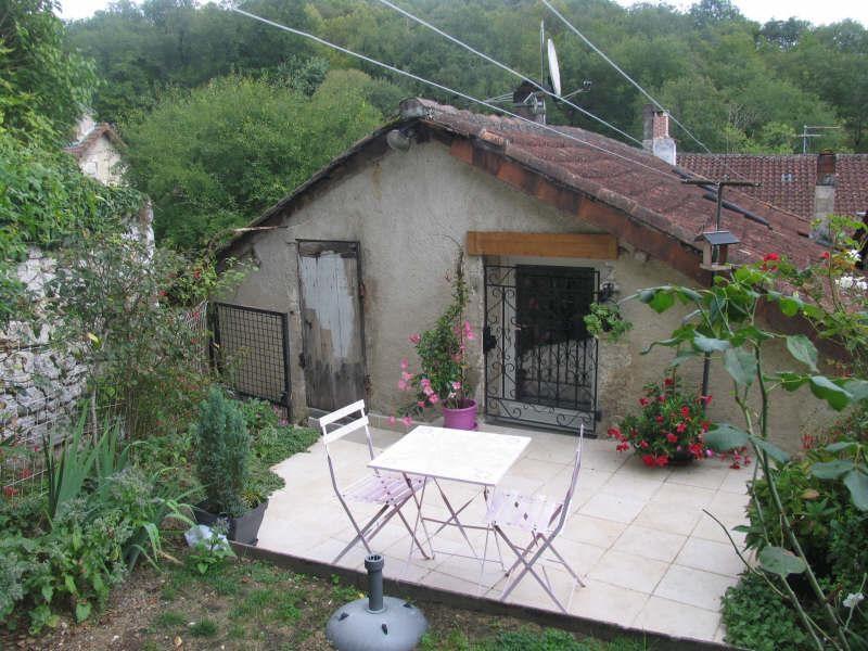Sale house / villa Brantome 127900€ - Picture 1
