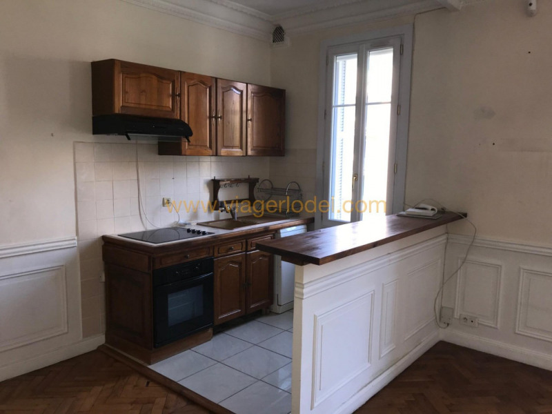 Sale apartment Nice 292 500€ - Picture 3