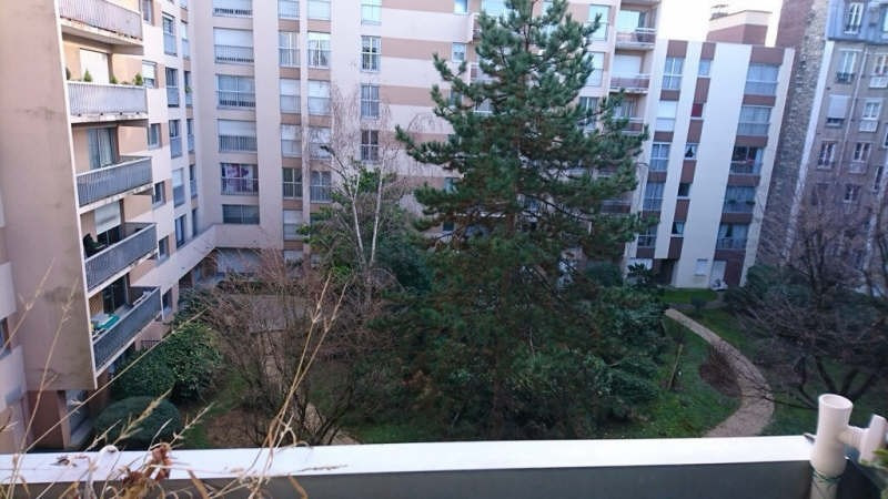 Sale apartment Asnieres sur seine 595 000€ - Picture 1