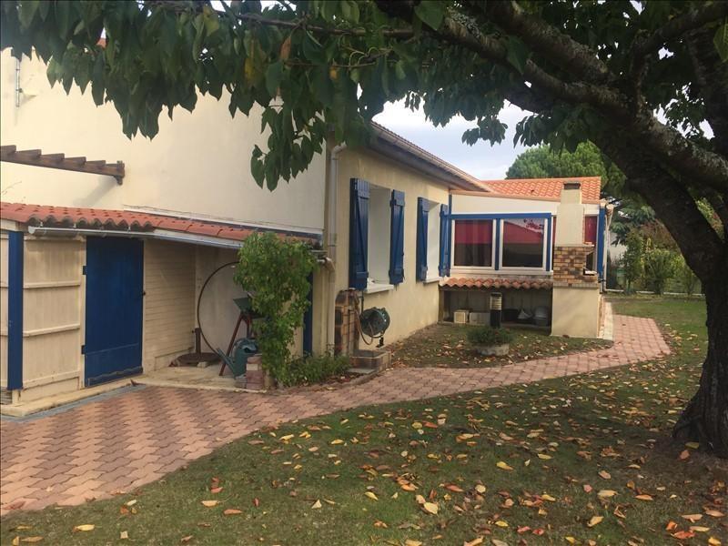 Sale house / villa Jard sur mer 234000€ - Picture 2