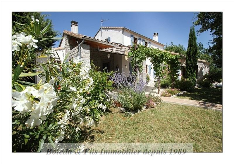 Immobile residenziali di prestigio casa Ruoms 549000€ - Fotografia 1