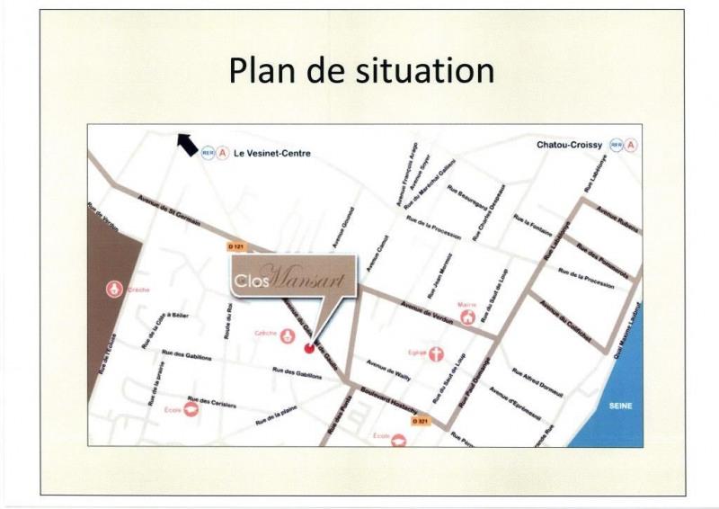 Location local commercial Croissy-sur-seine 743€ HC - Photo 4