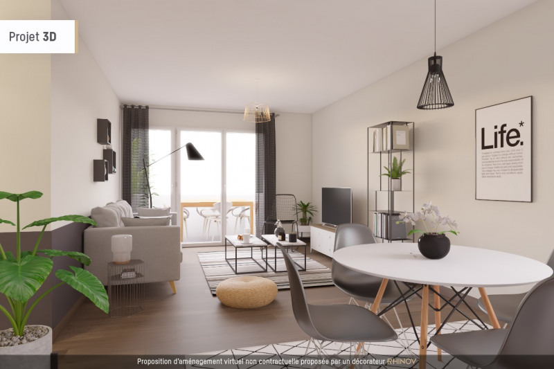 Sale apartment Billère 143 000€ - Picture 2