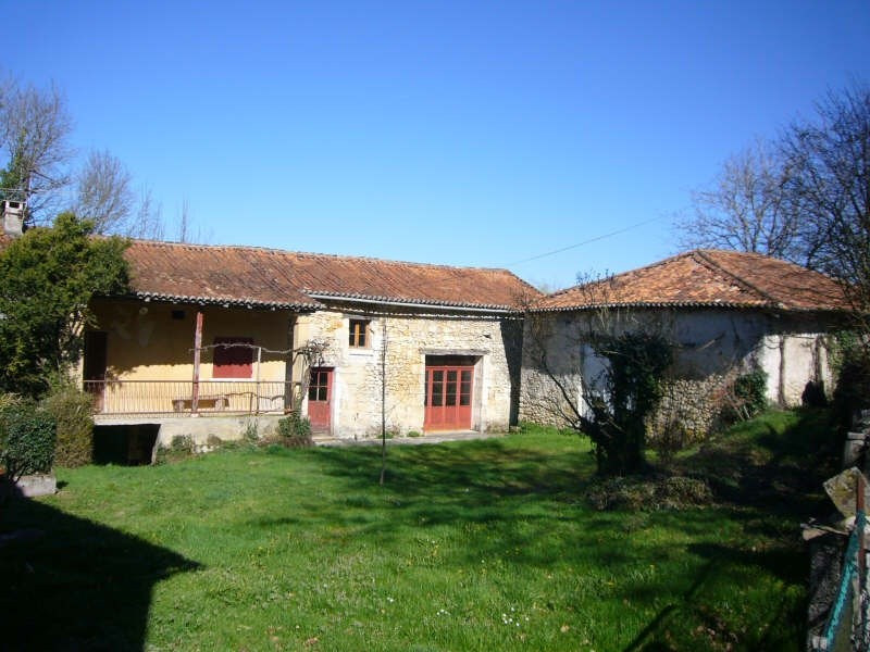 Sale house / villa Brantome 232 900€ - Picture 1