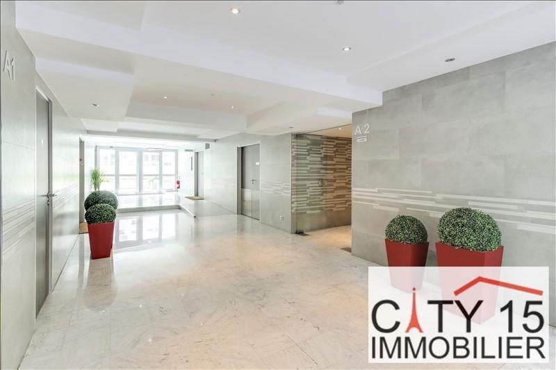 Sale apartment Paris 15ème 367000€ - Picture 2
