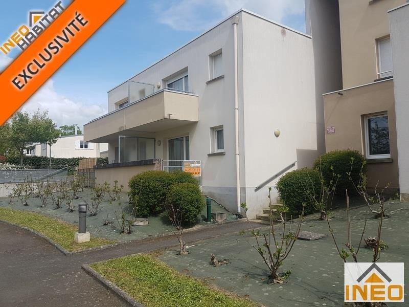 Vente appartement Thorigne fouillard 117000€ - Photo 1