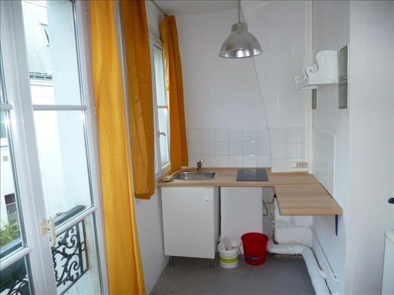 Sale apartment Paris 18ème 135000€ - Picture 3