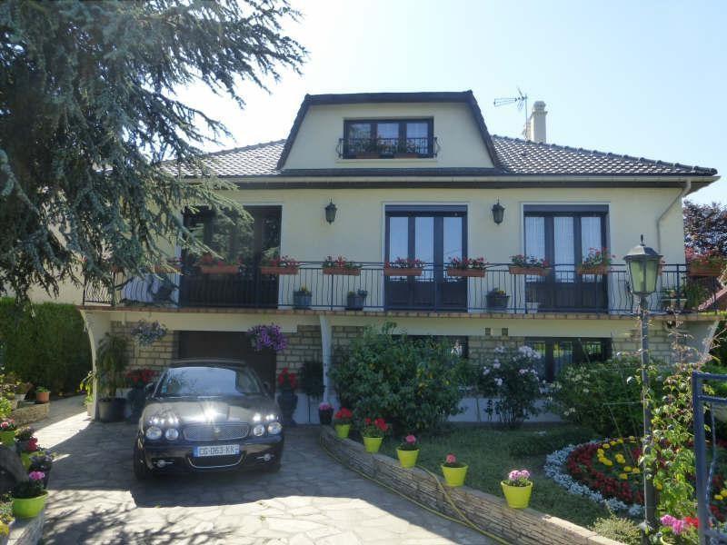 Vente maison / villa Groslay 495000€ - Photo 2