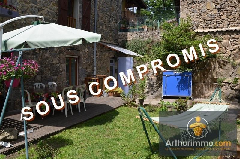 Vente maison / villa Annonay 142000€ - Photo 1