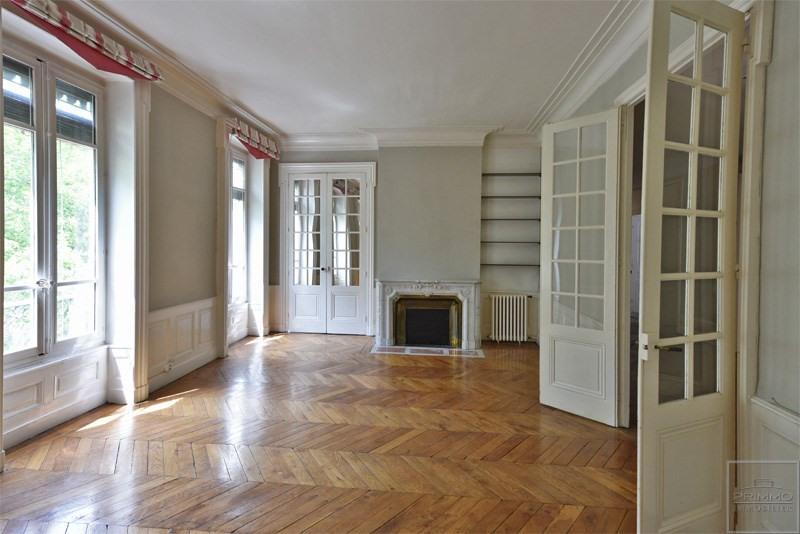 Rental apartment Lyon 6ème 3200€ CC - Picture 2