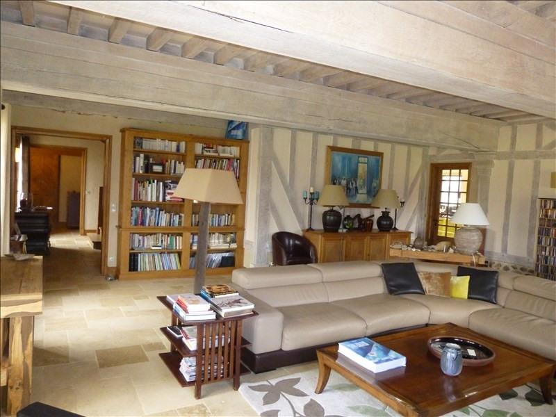 Deluxe sale house / villa Pont audemer 695000€ - Picture 4