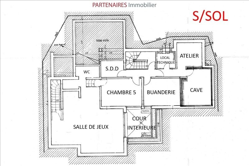 Deluxe sale house / villa Le chesnay 1 340 000€ - Picture 10