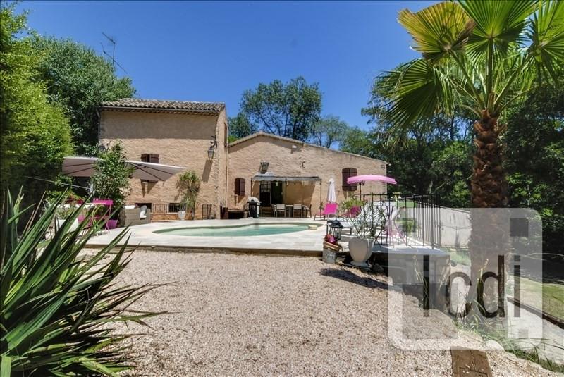 Vente de prestige maison / villa Vins sur caramy 505000€ - Photo 5