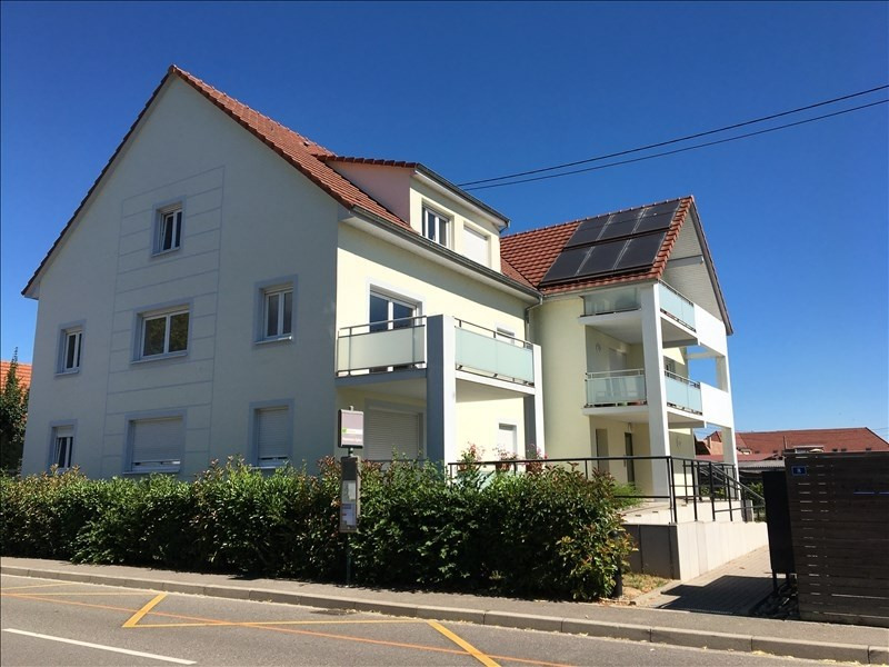 Rental apartment Plobsheim 747€ CC - Picture 1