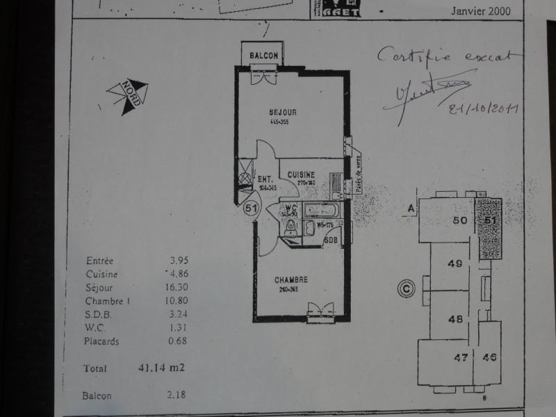 Rental apartment Melun 666€ CC - Picture 2