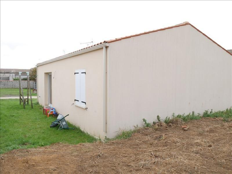 Vente maison / villa Le thou 129900€ - Photo 2