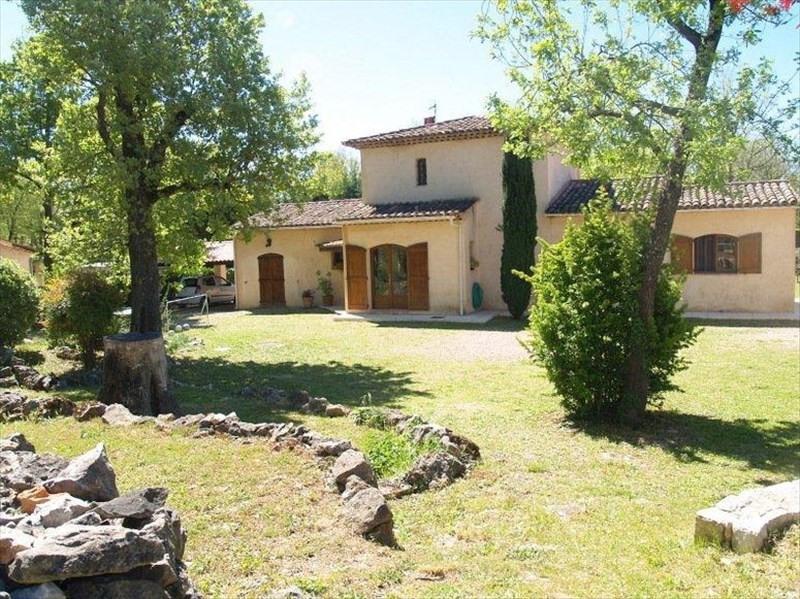 Vente maison / villa Saint cezaire sur siagne 470000€ - Photo 2