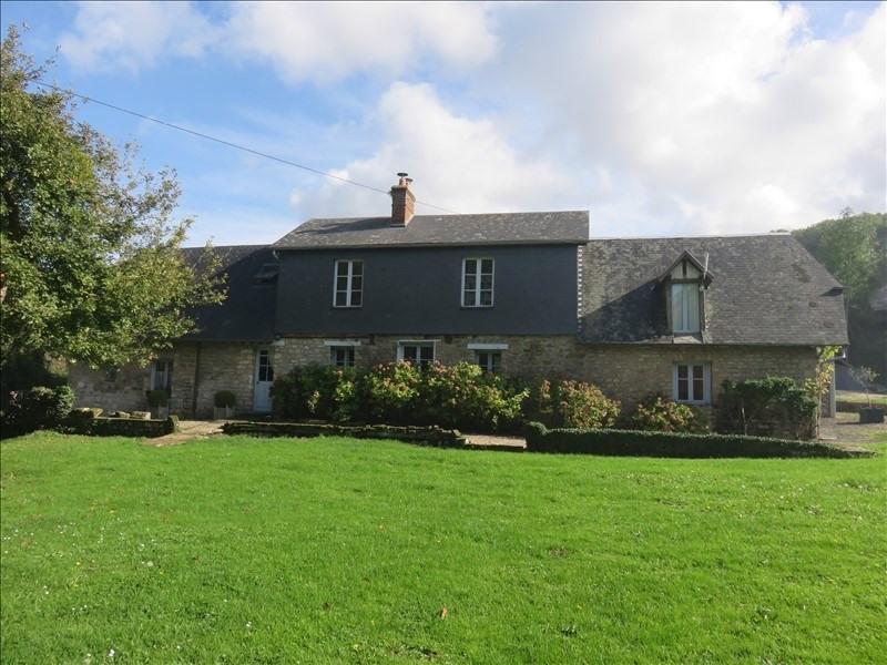 Sale house / villa Barneville 499000€ - Picture 1