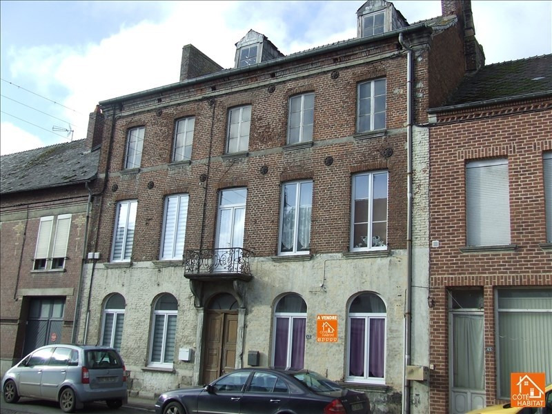 Investment property building Vervins 99 000€ - Picture 1
