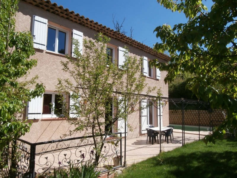 Sale house / villa Riez 252000€ - Picture 1