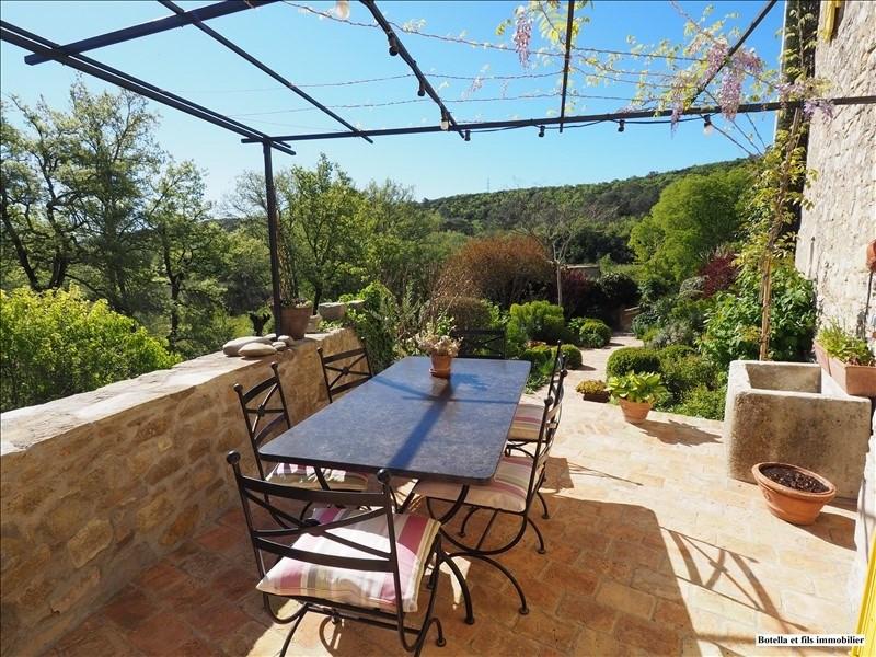 Vente de prestige maison / villa Uzes 1080000€ - Photo 5