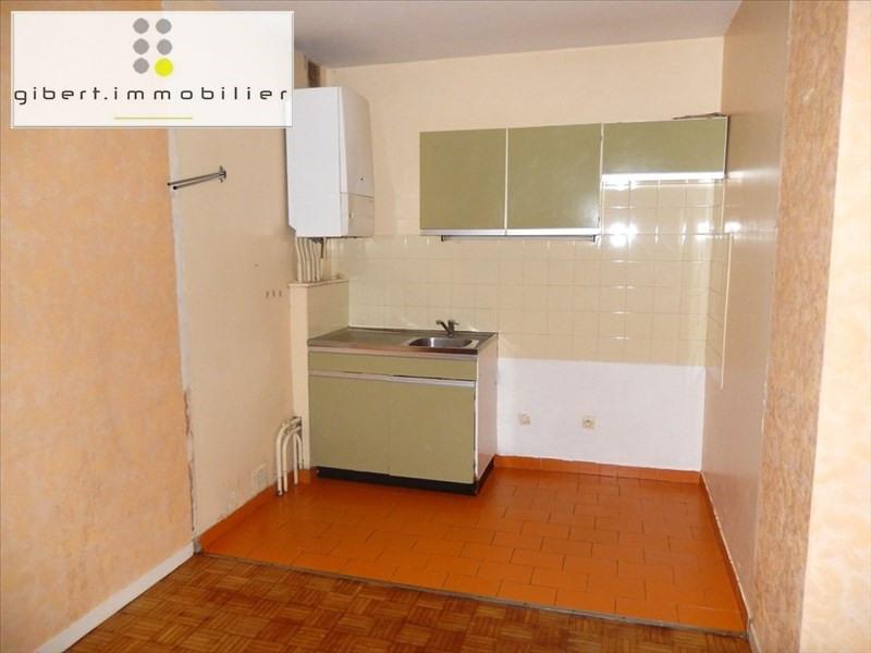 Location appartement Le puy en velay 331,75€ CC - Photo 2