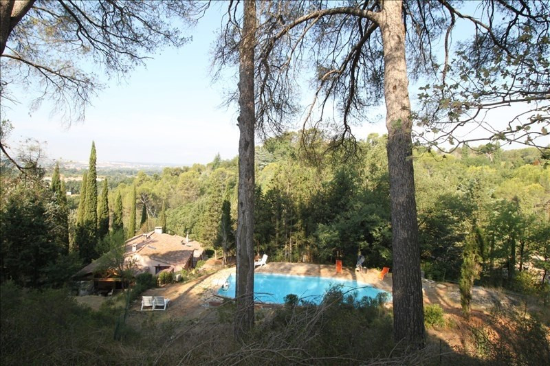 Verkauf von luxusobjekt haus Aix en provence 595000€ - Fotografie 2