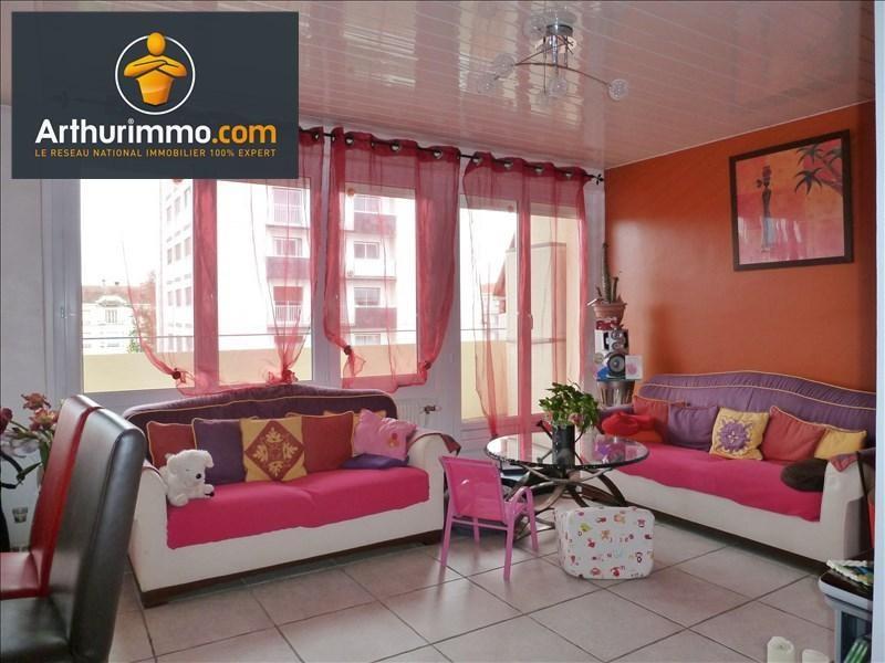 Vente appartement Le coteau 89000€ - Photo 2
