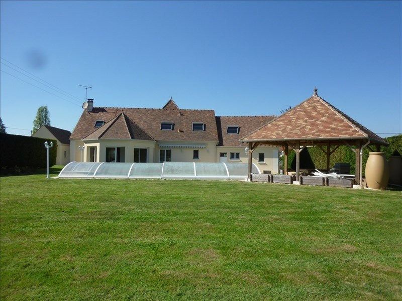 Sale house / villa St georges sur baulche 420 000€ - Picture 1