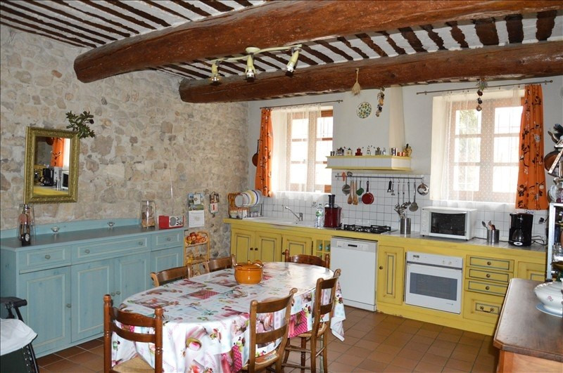 Sale house / villa Velleron 275 000€ - Picture 2