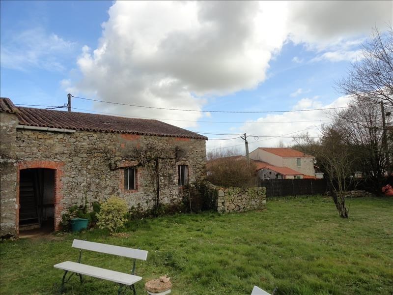 Vente maison / villa Getigne 90 500€ - Photo 1