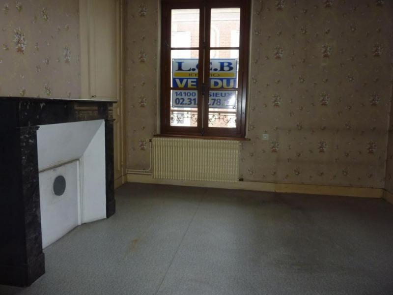 Vente maison / villa Lisieux 75000€ - Photo 3