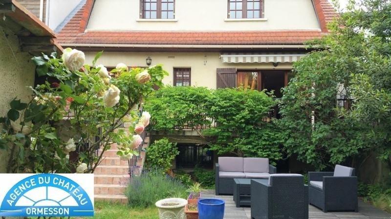 Sale house / villa Ormesson sur marne 477000€ - Picture 1