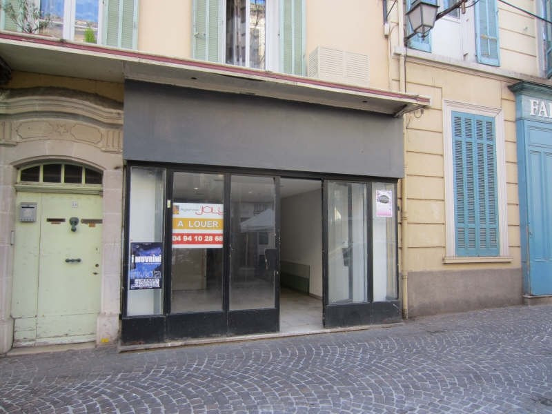 Location local commercial La seyne sur mer 400€ HT/HC - Photo 1