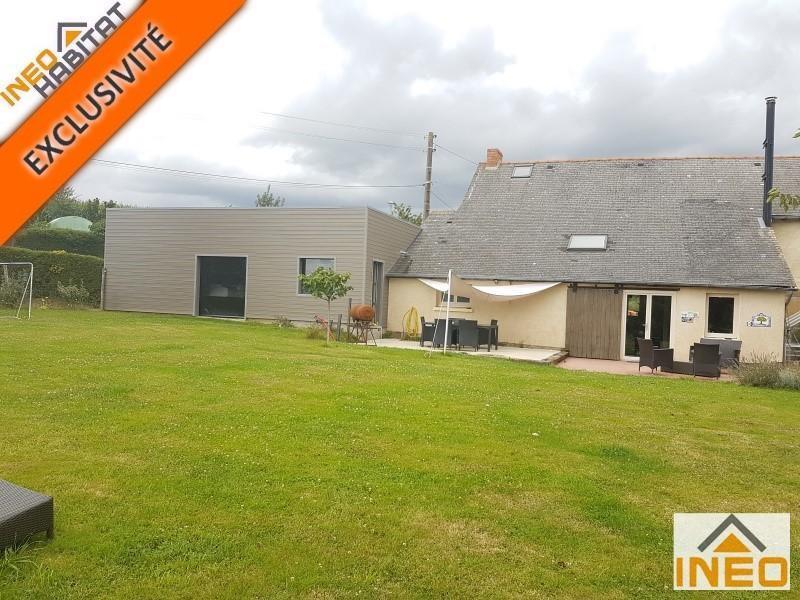 Vente maison / villa Geveze 308200€ - Photo 1