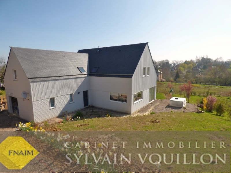 Vendita casa Villers sur mer 477000€ - Fotografia 2