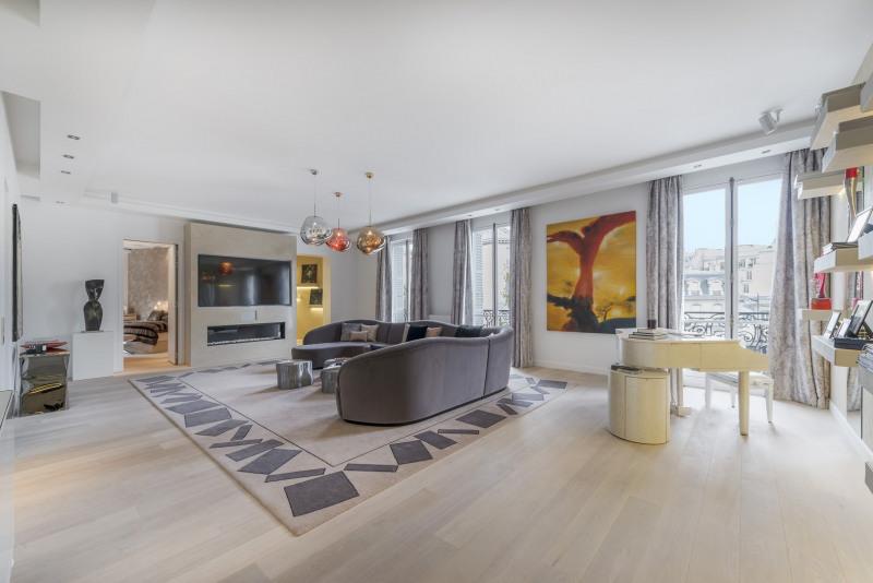 Immobile residenziali di prestigio appartamento Paris 16ème 4950000€ - Fotografia 4