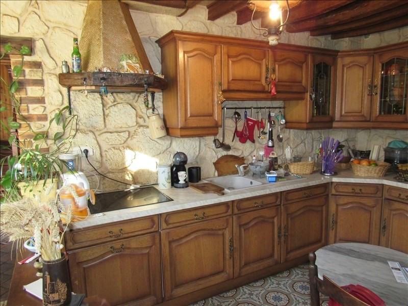 Sale house / villa Breval proche 194000€ - Picture 2