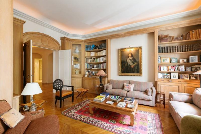 Venta de prestigio  apartamento Paris 16ème 3970000€ - Fotografía 4