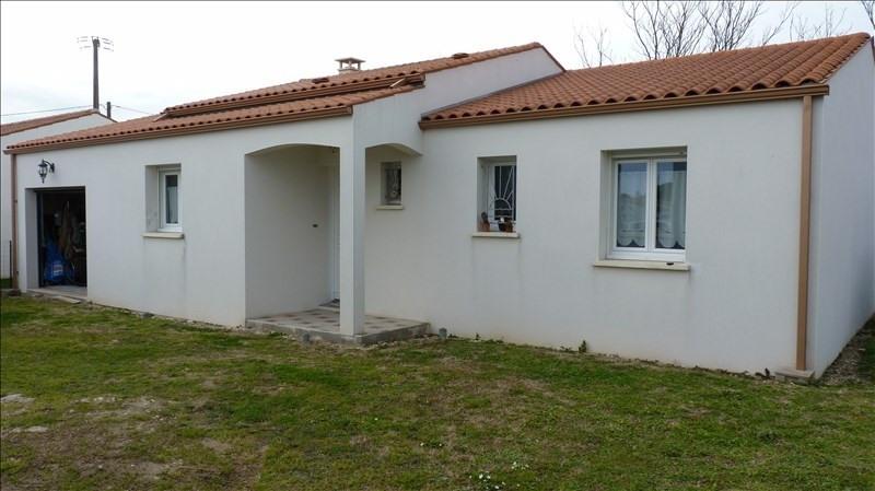 Vente maison / villa Royan 220500€ - Photo 1
