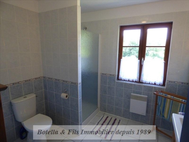 Vente maison / villa Barjac 270000€ - Photo 8