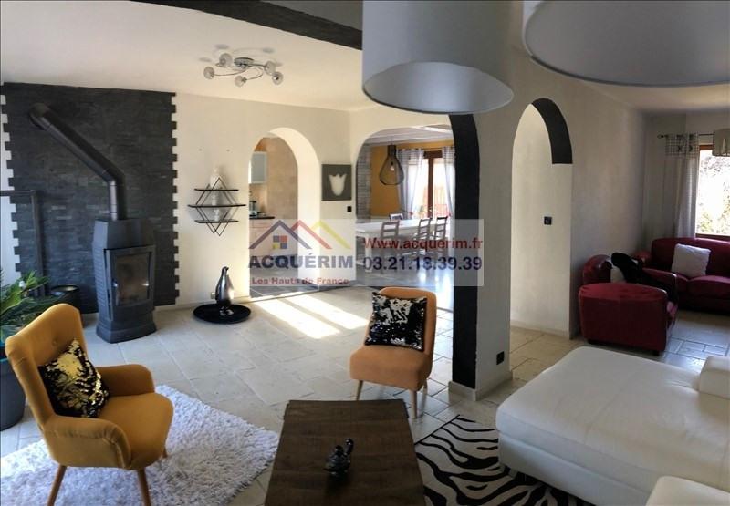 Sale house / villa Carvin 229000€ - Picture 2