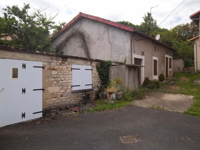 Vente maison / villa Civaux 55 000€ - Photo 2
