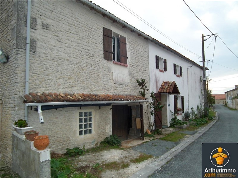 Sale house / villa Matha 97200€ - Picture 2