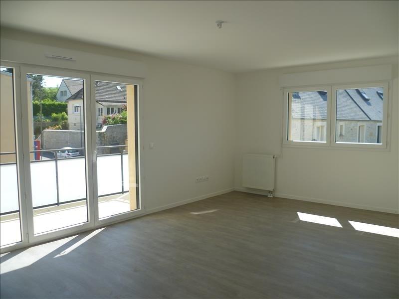 Location appartement Herouville st clair 650€ CC - Photo 1