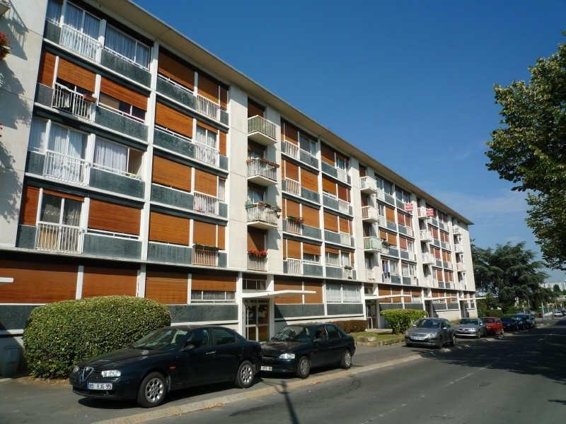 Vente appartement Sarcelles 129500€ - Photo 1