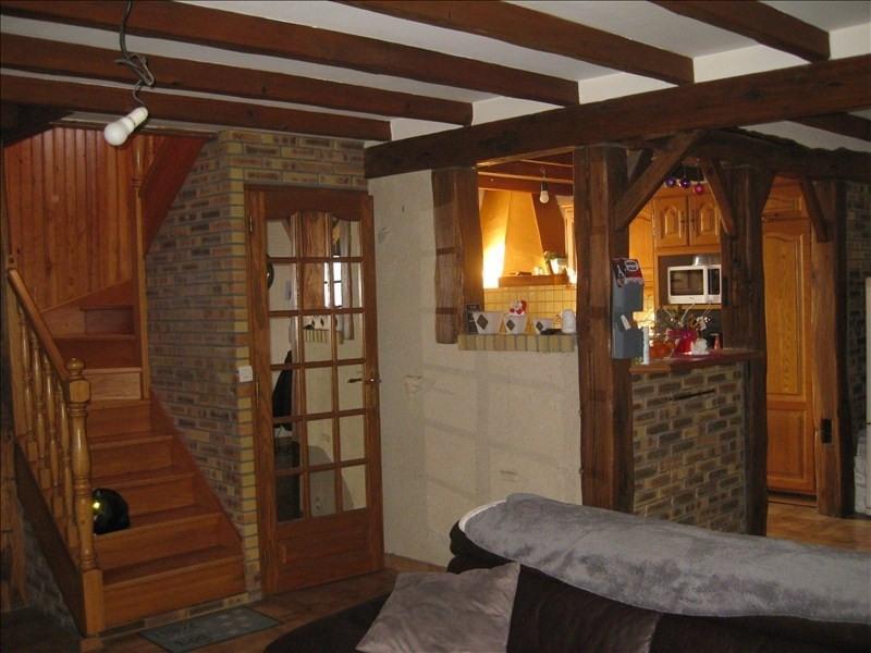 Vente maison / villa Fontenay st pere 252000€ - Photo 4