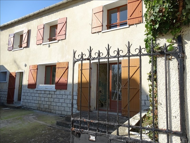Revenda casa Champagne sur oise 261500€ - Fotografia 1